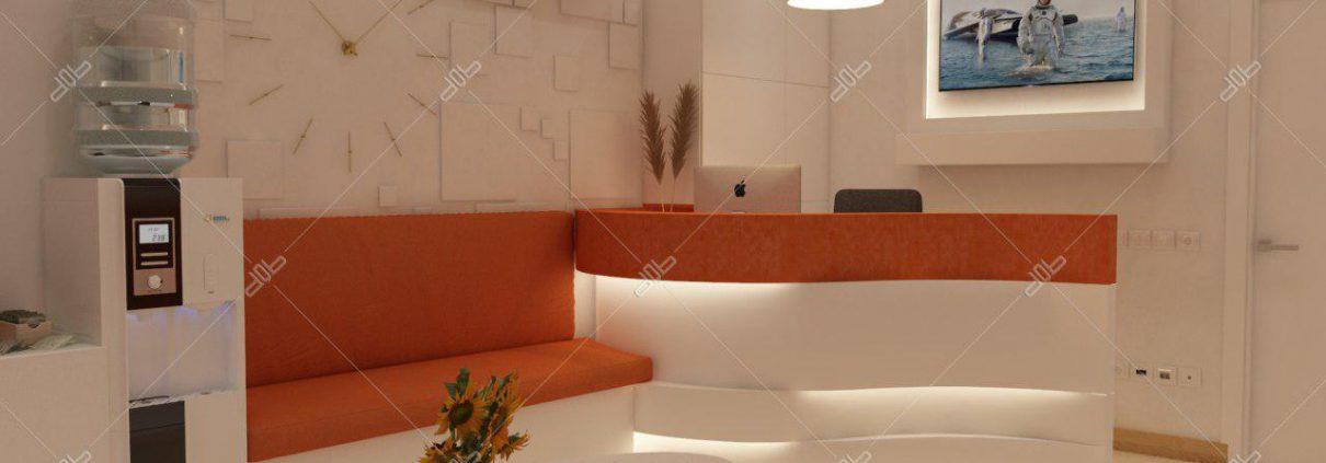 ایده های طراحی انواع کانتر و میز مطب پزشکی