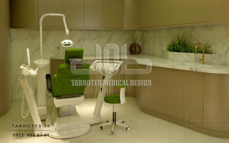نحوه-چیدمان-یونیت-دندانپزشکی-در-دکوراسیون