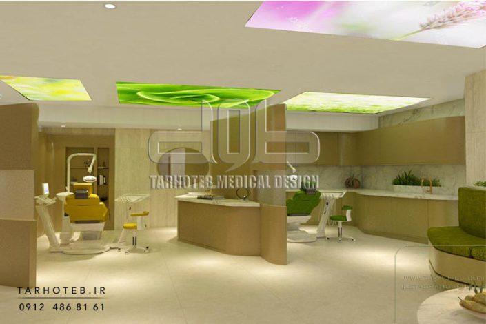 تاثیر-طراحی-کابینت-مطب-دندانپزشکی-در-دکور
