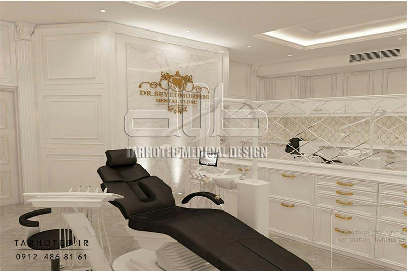 طراحی-انواع-کابینت-دندانپزشکی-به-سبک-جدید