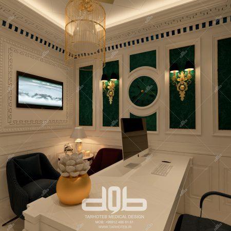 کلینیک دندانپزشکی دکتر زاهد زاده - خوزستان