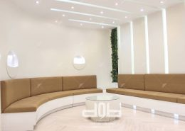 عکس های اجرا شده پروژه طراحی کلینیک دکتر ناصر (1)