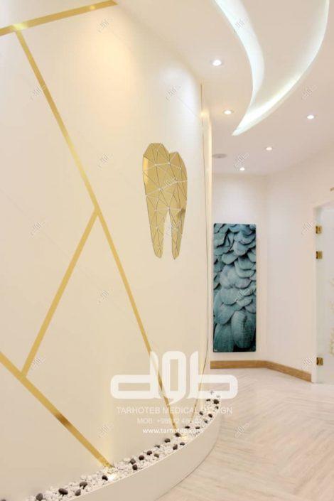 عکس های اجرا شده پروژه طراحی کلینیک دکتر ناصر (5)