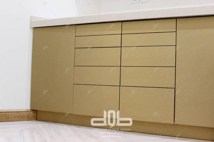 عکس های اجرا شده پروژه طراحی کلینیک دکتر ناصر (9)