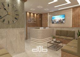 طراحی مطب دکتر عارف (1)