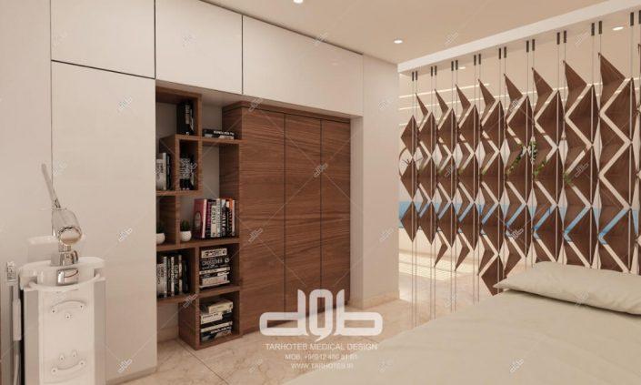دیزاین کمد دکتر مهرناز اسدی قراباغی