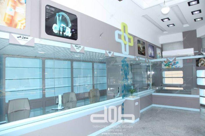 اجرای پروژه داروخانه جیرفت (1)