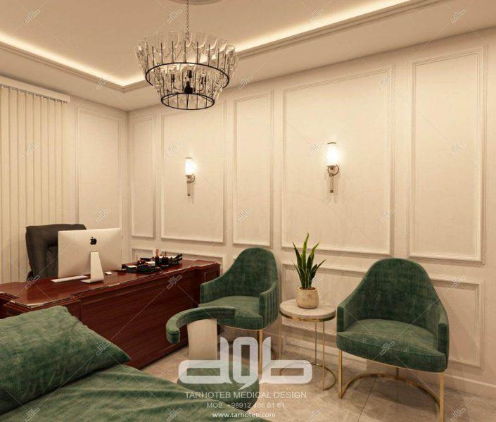 اتاق مطب دکتر صابری