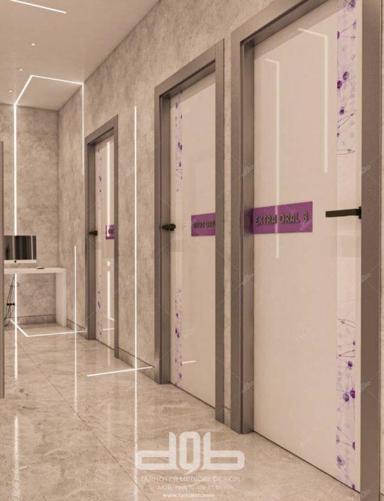 اتاق های رادیولوژی دکتر بیات