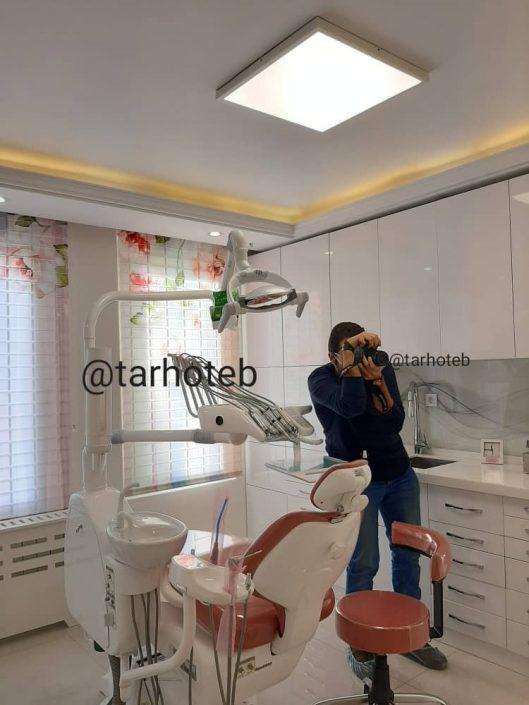 عکاسی از مطب خانم دکتر محسنی در مطب